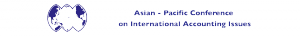 Asian Pacific Conference logo
