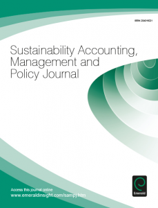 Sustainability Accounting, Management and Policy Journal