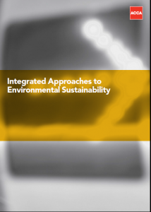 Case Studies: Integrated approaches to environmental sustainability