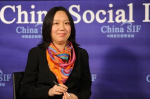 Reporting and Sustainable Development in China中国可持续发展及报告