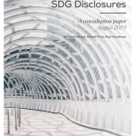 Have your say on recommended SDG Disclosures