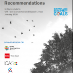 Call for improved UN Sustainable Development Goals disclosures